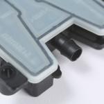 Laser Plastic Welded Butterfly Sensor Closeup