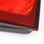 Laser Welded Tail Lamp Joint
